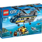 LEGO City Deep Sea Explorers 60093, Djuphavshelikopter