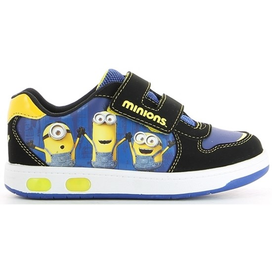 Minions Despicable Me, Sneakers, Svart