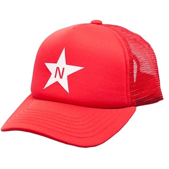Nova Star Keps, Trucker Cap City, Red