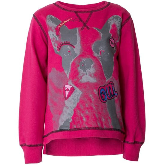 Max Collection Sweatshirt, rosa