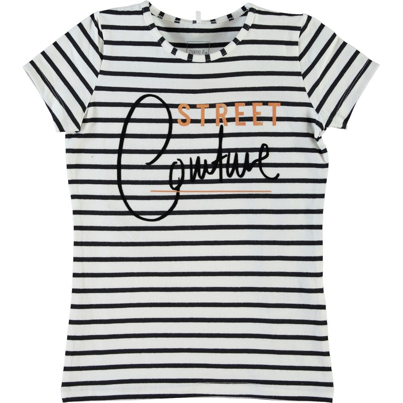 Läs mer om Name ItT-shirt, Karina, Kids, Snow White104 cm