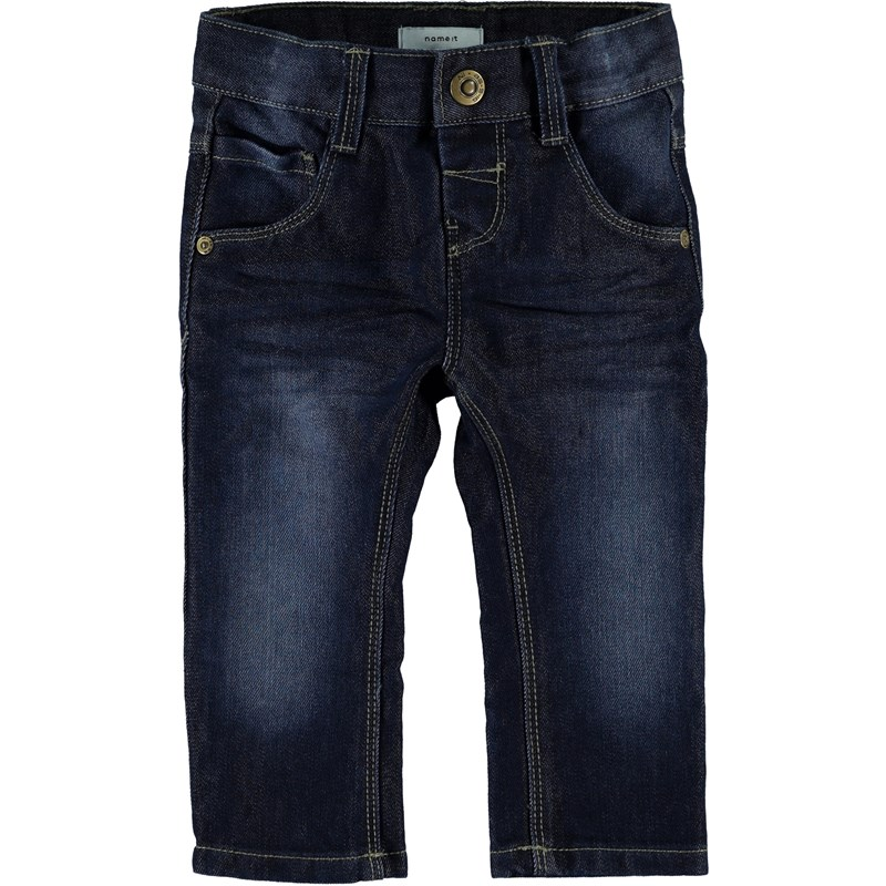 Läs mer om Name ItJeans, Alex, Mini, Dark Blue Denim80 cm