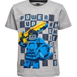 LEGO Wear T-shirt, M-70856, Grey Melange