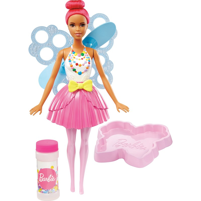 Läs mer om BarbieDreamtopia, Feature Bubble Fairy