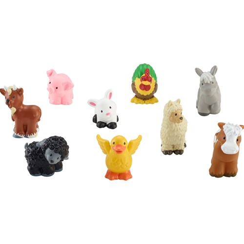 Fisher Price Little Pepole, Farm Animal Friends