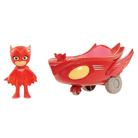 PJ Masks Basic Vehicle, Owlette's Owl Glider