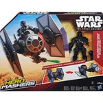 Star Wars Hero Mashers, Attack Vehicle, Villain Star Fighter