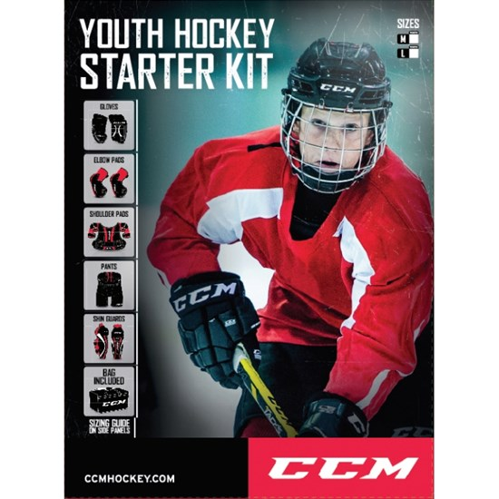CCM Startkit skydd, Entry Kit, Medium