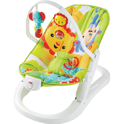 Fisher Price Babysitter, Fun and Fold Bounser