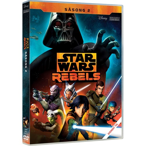 Star Wars Disney Star Wars Rebels, S2 (DVD)