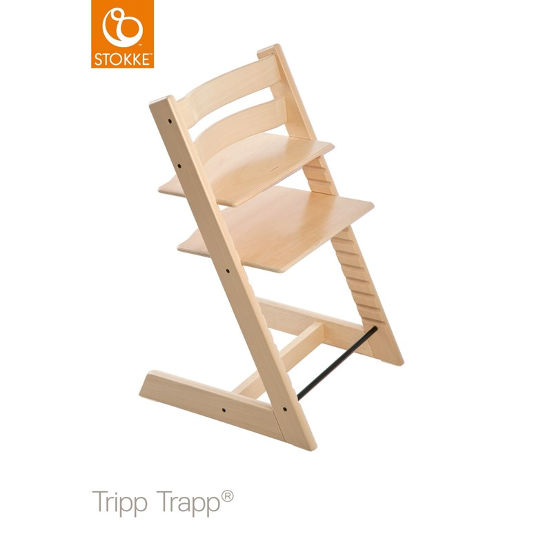 StokkeTripp Trapp Chair Natural