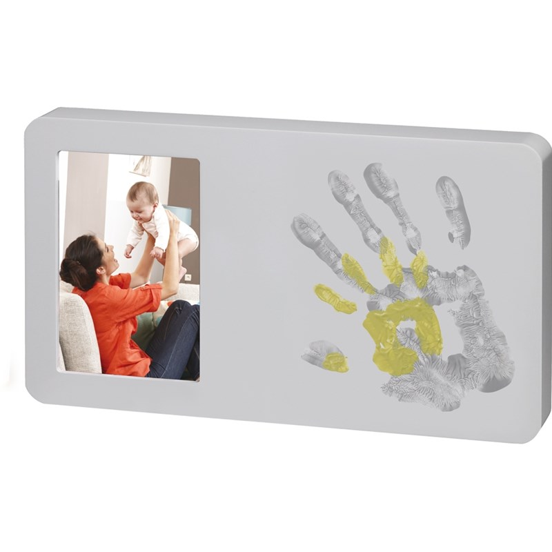 Baby Art Duo Print Paint Frame Pastel One Size