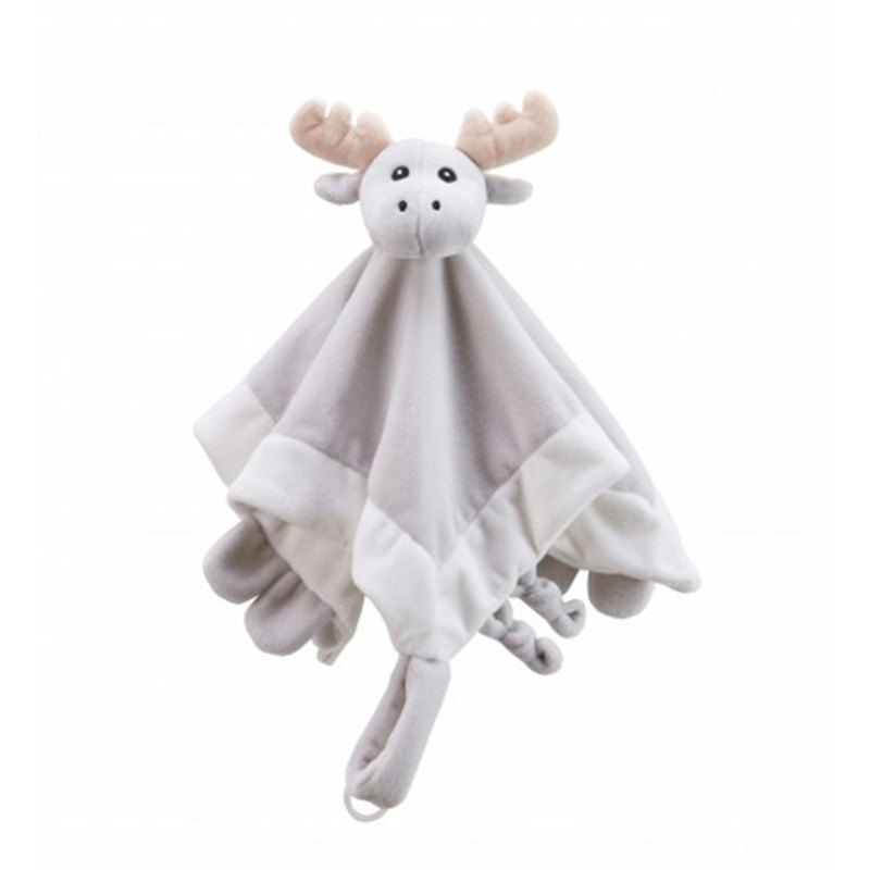 Kids Concept Baby Blanket Edvin Moose One Size
