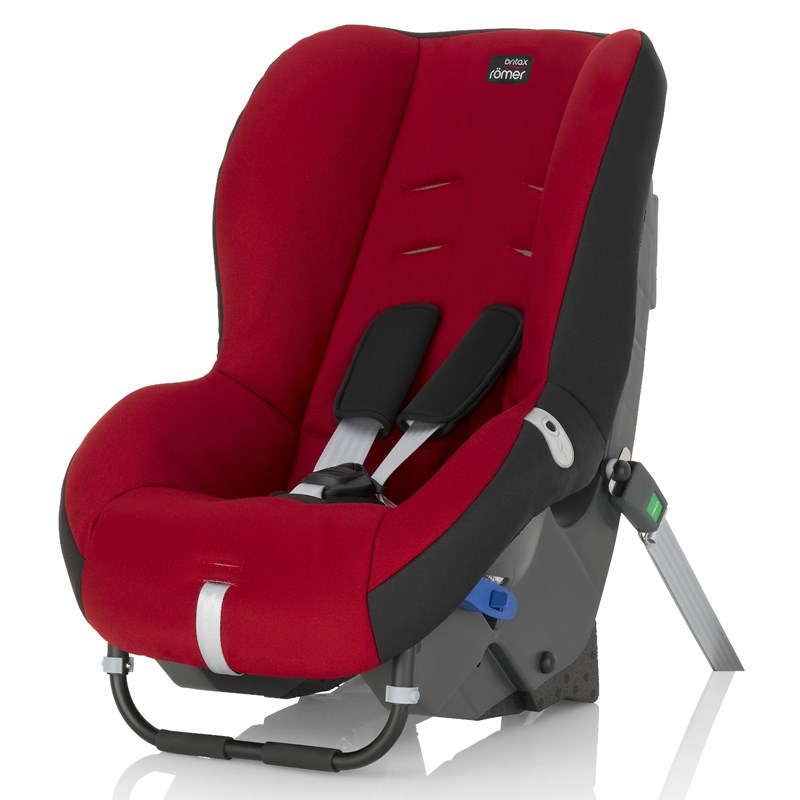 Britax Hi-Way Flame Red One Size