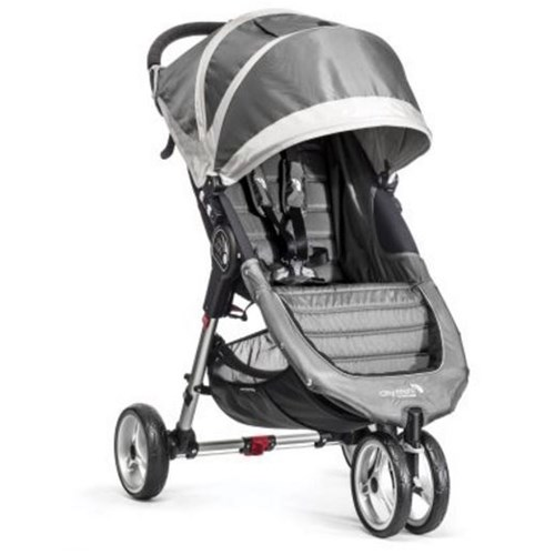 Babyjogger City Mini Stålgrå
