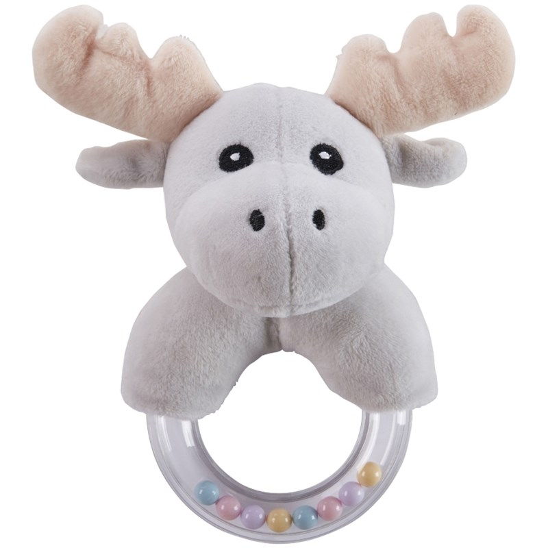 Kids Concept Rattle Edvin Moose One Size