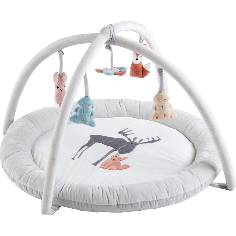 Kids ConceptBabygym Edvin Grey