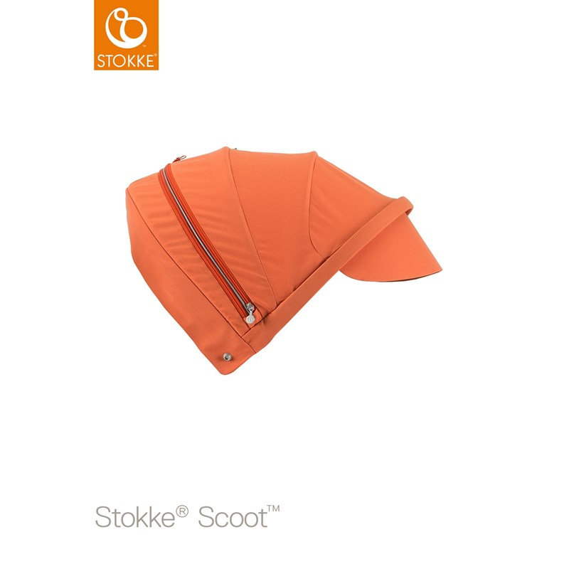 Läs mer om StokkeScoot Canopy Orange