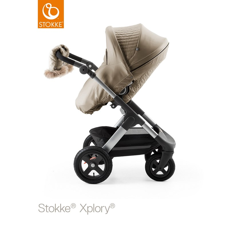 Läs mer om StokkeStroller Winter Kit Bronze Brown