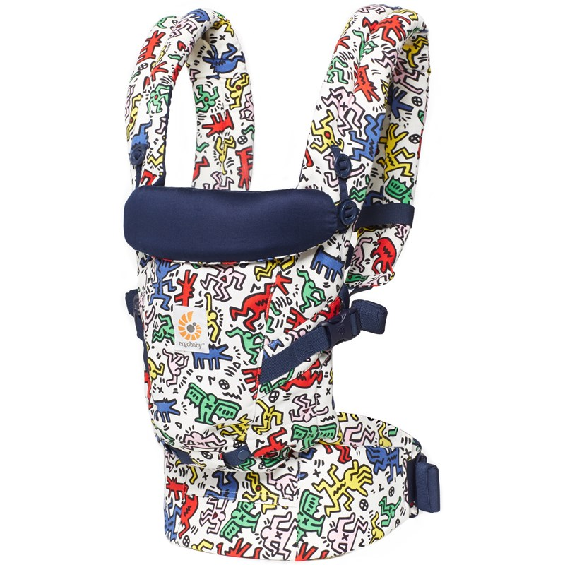 Ergobaby Bärsele Adapt Keith Haring POP One Size