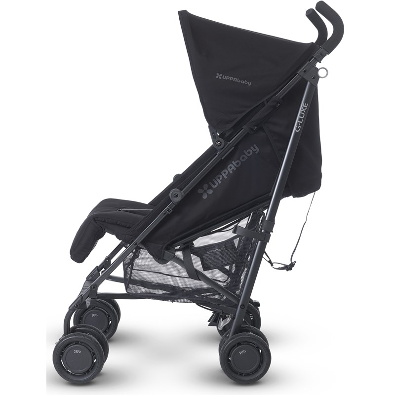 UPPAbaby G-LUXE Barnvagn Jake Svart One Size