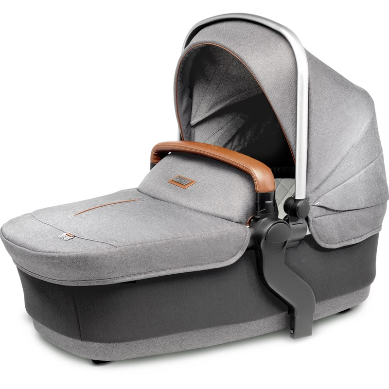 Silver Cross Wave Sable Grey Carrycot no.2 One Size