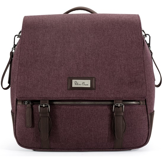 Silver Cross Wave Claret Changing Bag