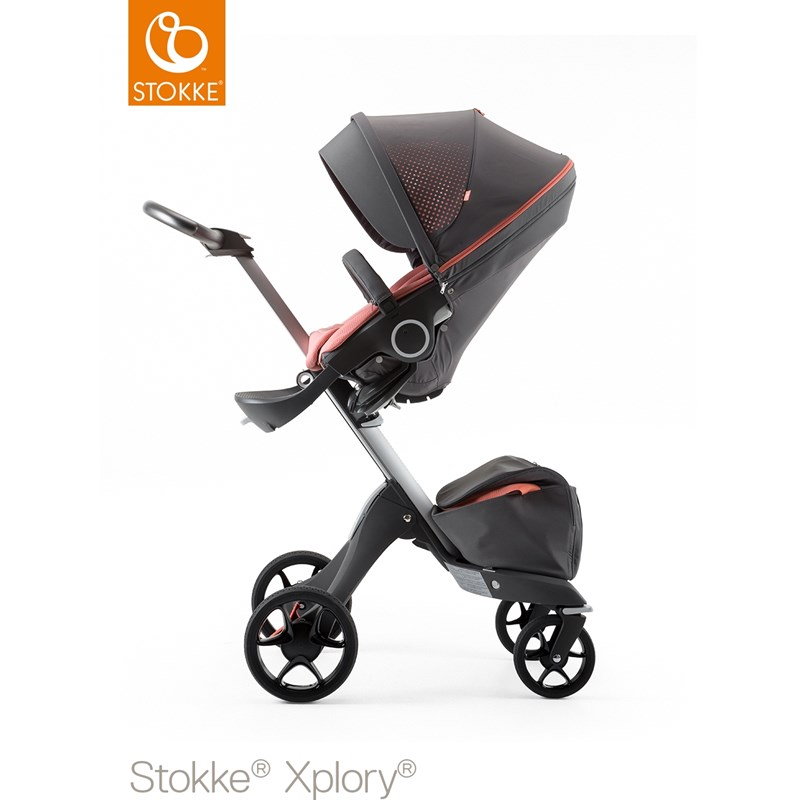 StokkeXplory, Sittvagn V5, Athleisure Coral