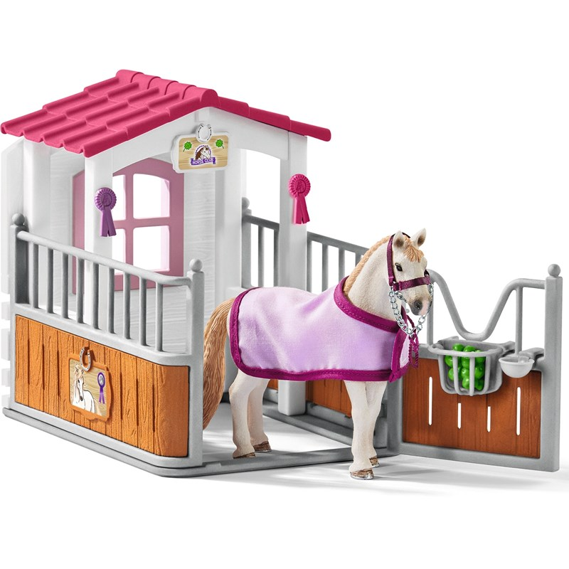 Schleich Stall med Lusitano One Size