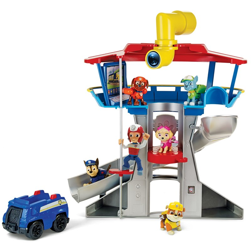 Paw Patrol Lookout Playset One Size