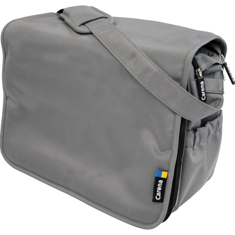 Carena Koster Skötväska Messenger Bag Grey One Size