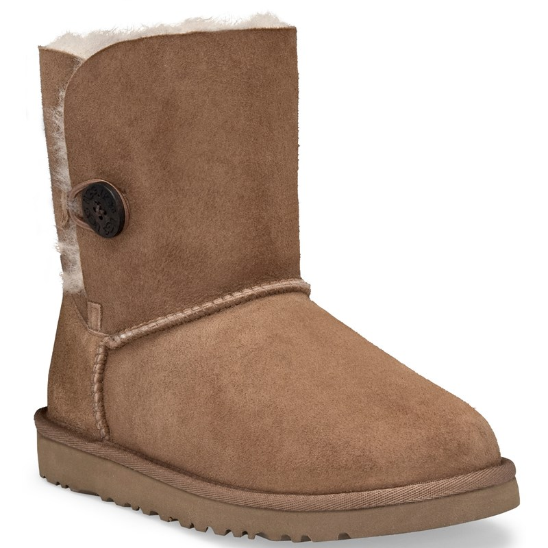 Läs mer om UGGBailey Button Chestnut Boots33 (UK 2 / US 3)