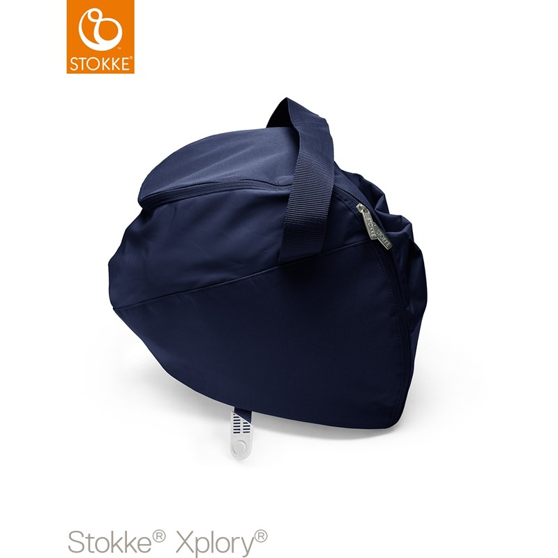 StokkeXplory Shopping Bag Deep Blue