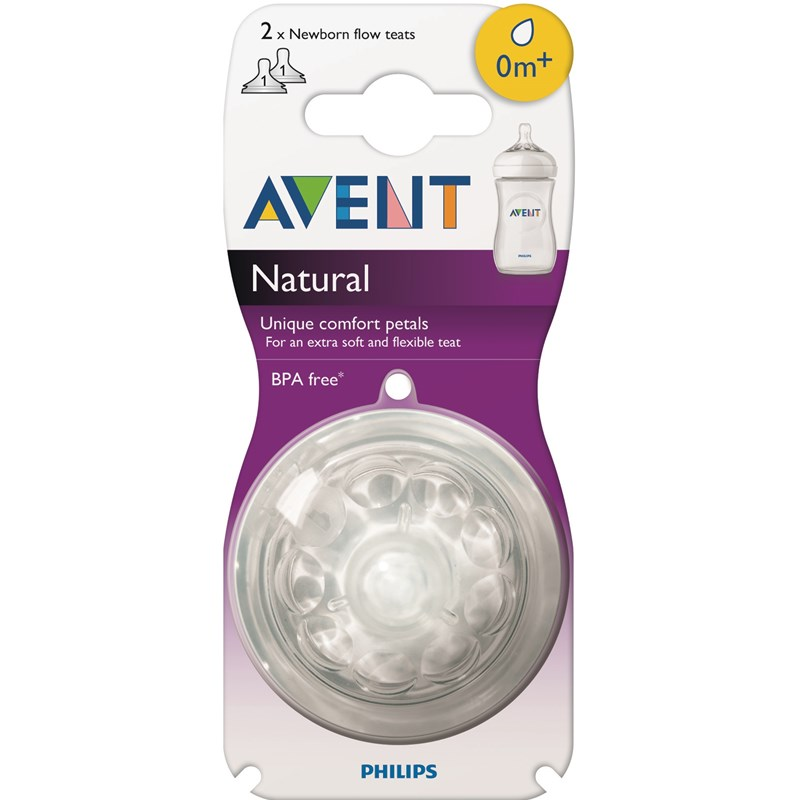 Philips Avent Philips Avent Natural dinapp 0M+