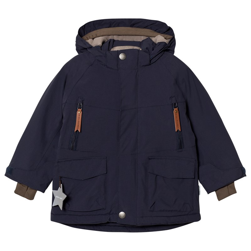 Läs mer om Mini A TureWille, K Jacket Blue Nights8y/128cm