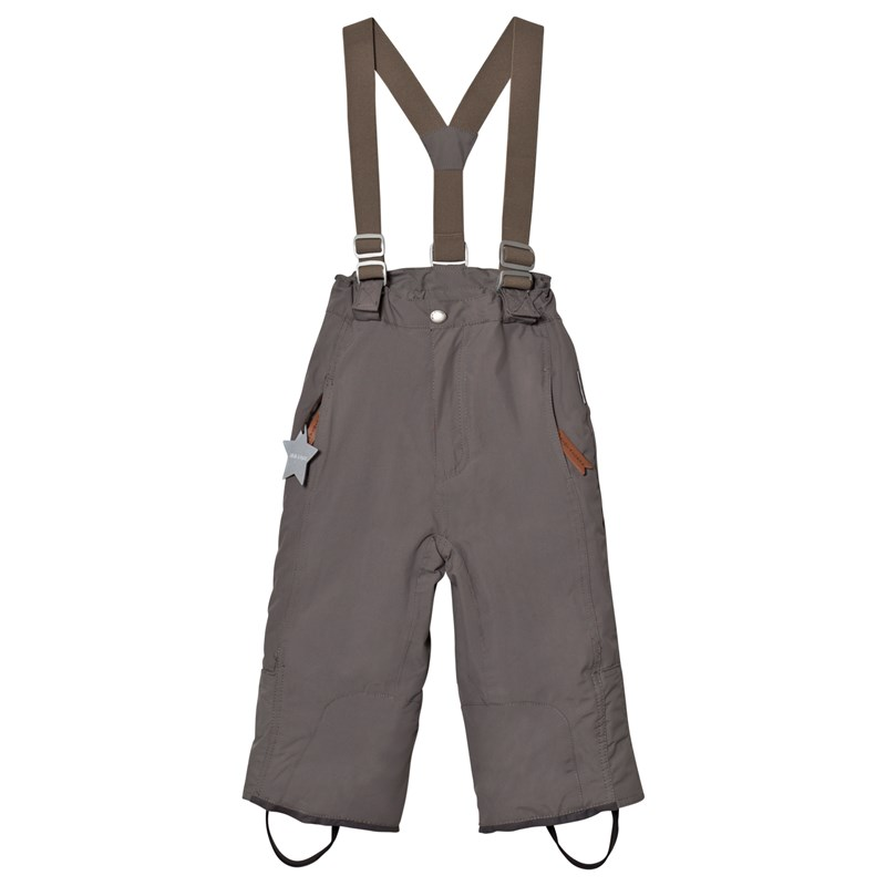 Läs mer om Mini A TureWitte, K Pants steel grey2y/92cm