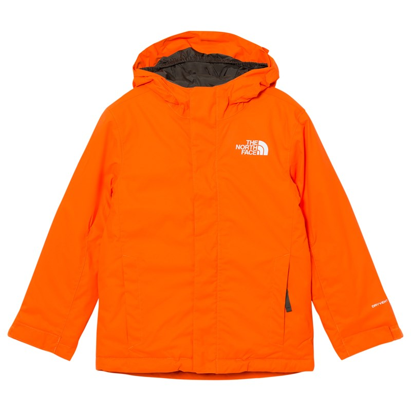 Läs mer om The North FaceOrange Snow Quest Ski JacketXS (6 years)