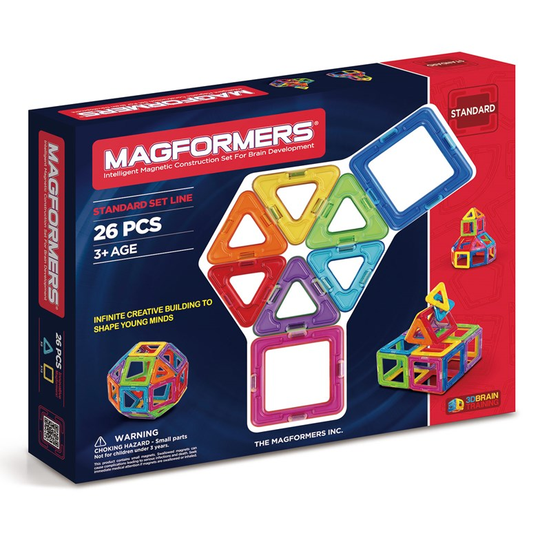 Magformers Magformers Byggsats 26 One Size
