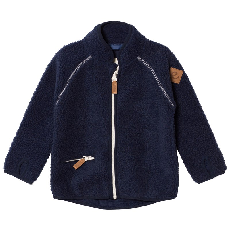Läs mer om eBBe KidsTwister Terry Fleece Winter Navy80 cm