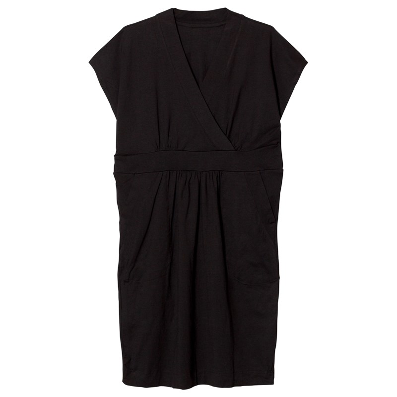 Läs mer om Mom2moMSlim Dress Black