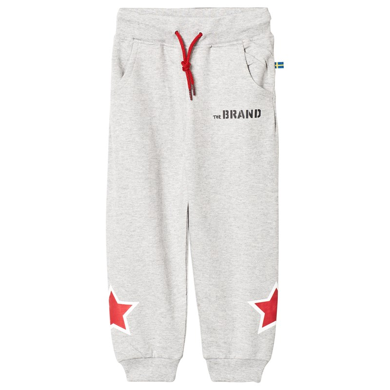 The BRANDStar Sweatpants Grey Melange80/86 cm
