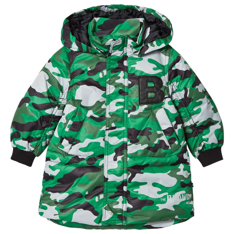 Läs mer om The BRANDPuff Down Parka Light Camo80/86 cm