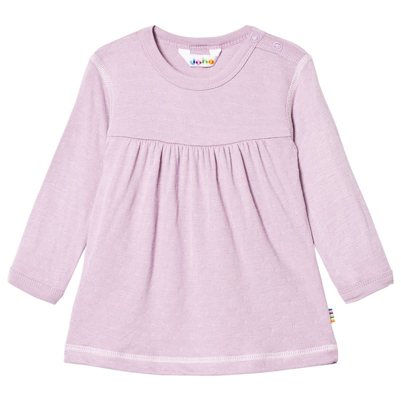JohaA-Shape Blouse Purple60 cm (2-4 mån)