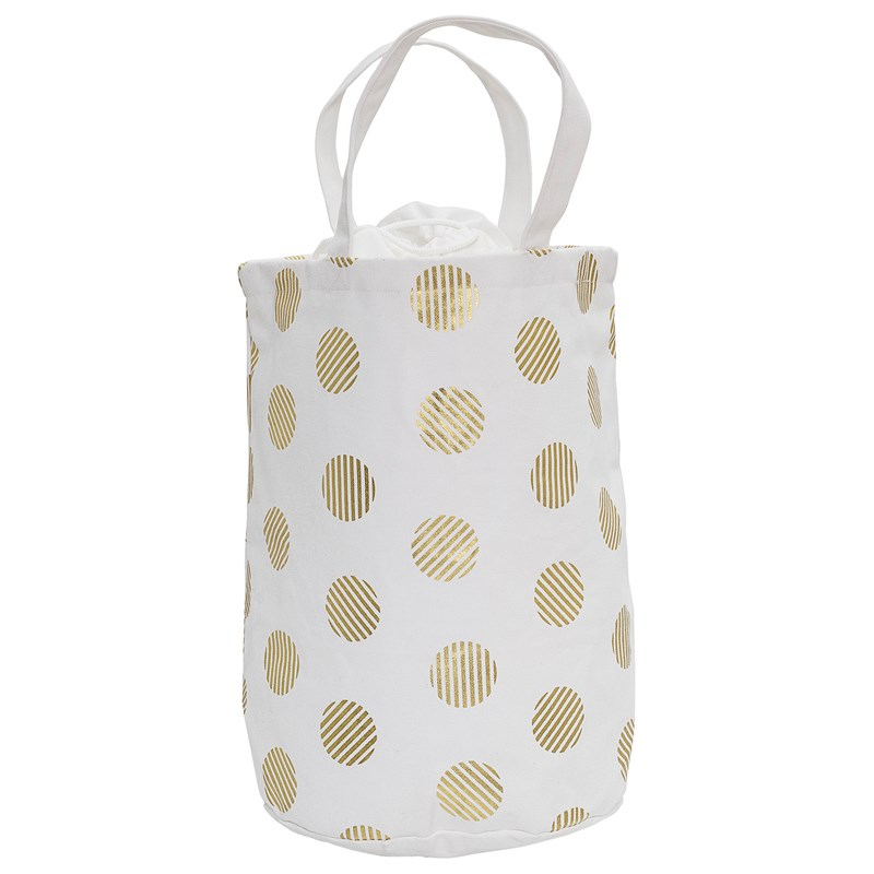 Läs mer om BloomingvilleStorage Bag, White, Cotton