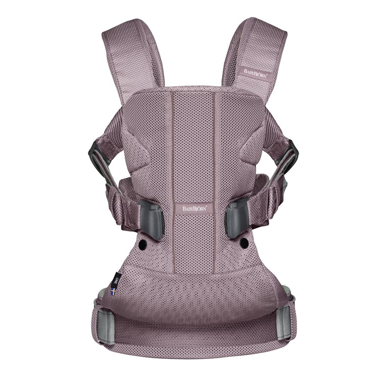 BabyBjörnBaby Carrier One Air Mesh Lavendel Purple