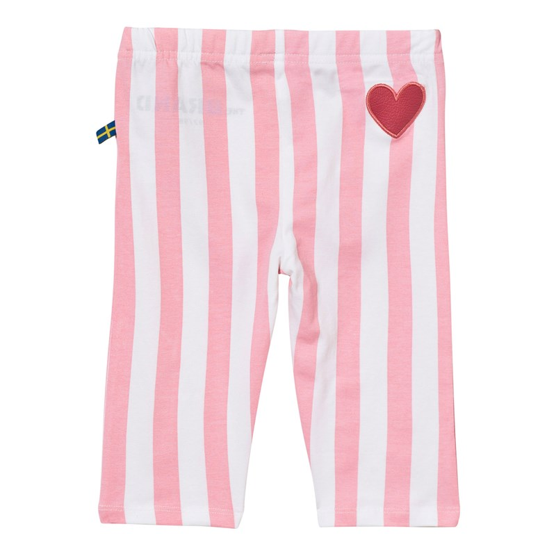 Läs mer om The BRANDSummer Tight Pink Stripe80/86 cm