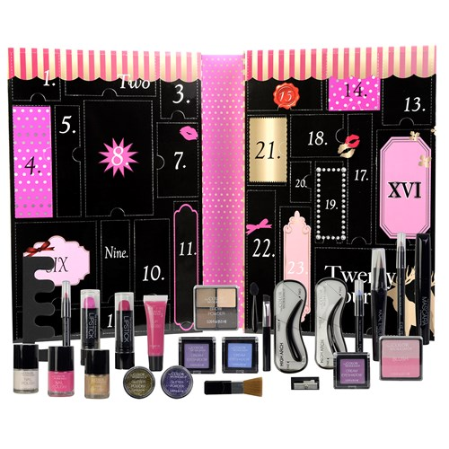 TCW Adventskalender, Cosmetic Beauty, 2017