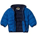 Timberland Ultralight Hooded Puffer Jacka Royal Blue