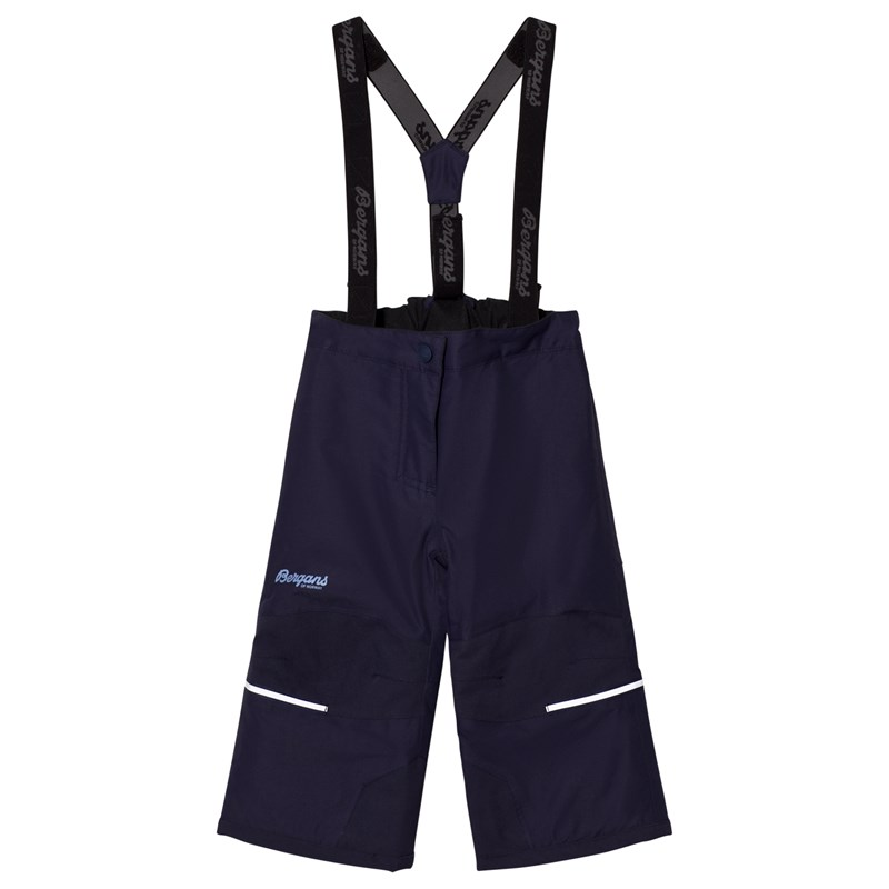Bergans Skalbyxor Storm Insulated Kids Navy 98 cm