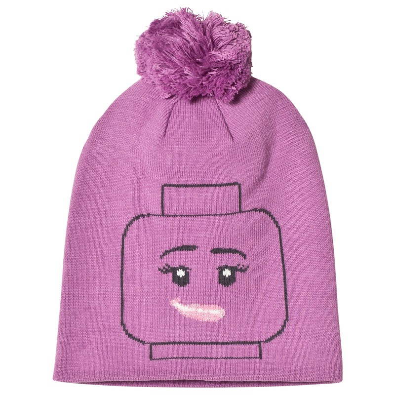 LEGO Wear Hatt Alexa Purple 56 cm